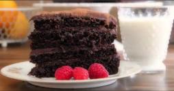 Happy Birthday EXTREME Chocolate Cake Style